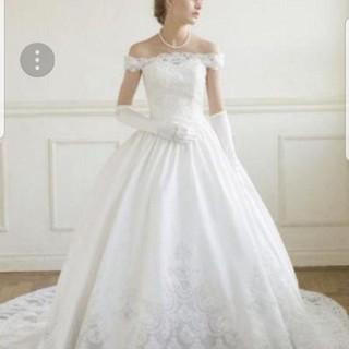 新品 雑誌掲載 幸輝 ウェディングドレス 二次会