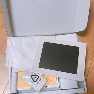 ムジルシリョウヒン(MUJI (無印良品))の無印良品 MUJI デジタルフォトフレーム(フォトフレーム)