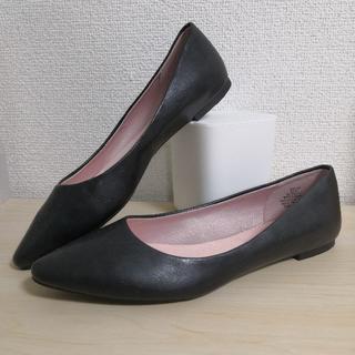 H&M - パンプス ブラック 黒 H&M