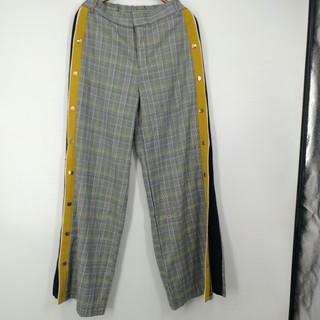 ZARA - 限定価格ZARA 人気 バックル付きベルトが可愛い♪チェック柄スカート 送料無料