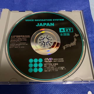トヨタ - ナビディスク 2017年春 全国版DVD