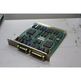 エヌイーシー(NEC)の【ジャンク扱い】PC-9801-81 (10BASE-5 LANボード/Cバス)(PCパーツ)