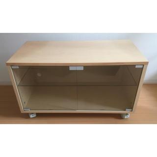 ムジルシリョウヒン(MUJI (無印良品))の無印良品  テレビボード  (棚/ラック/タンス)