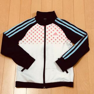 adidas☆アディダスドット柄ラインジャージ