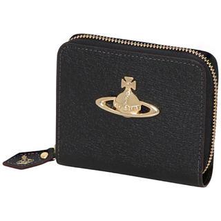 ヴィヴィアンウエストウッド(Vivienne Westwood)のviviennewestwood ヴィヴィアン ラウンドファスナー 二つ折り財布(財布)