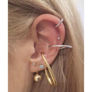 アメリヴィンテージ(Ameri VINTAGE)のキーマ様専用 bublle ear cuff (イヤーカフ)