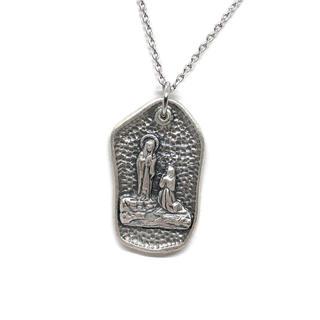 ルルドの聖母 ルルドの泉 マリア様 メダイ カトリック 聖品 教会 キリスト教