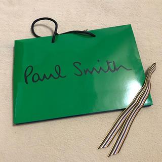 ポールスミス(Paul Smith)のPaul Smith ポールスミス ショップ袋 リボン(ショップ袋)