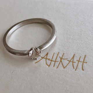 AHKAH - Ahkah ソルティアラウンドリング
