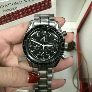 オメガ(OMEGA)のオメガ OMEGA スピードマスター デイト 手巻き ブランド腕時計(腕時計(アナログ))