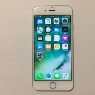 iPhone - ③中古美品 AU iPhone6 16gb バッテリー95%