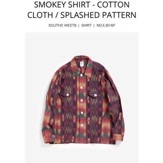 ニードルス(Needles)のSOUTH2 WEST8 SMOKEY SHIRT s2w8 NEEDLES(シャツ)