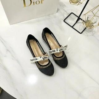 Christian Dior - diorフラットシューズ