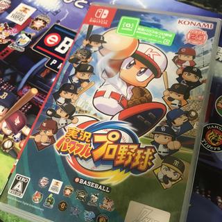 ニンテンドースイッチ(Nintendo Switch)の実況パワフルプロ野球 switch(家庭用ゲームソフト)