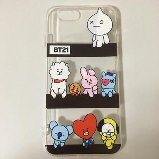 ボウダンショウネンダン(防弾少年団(BTS))のiPhone7/8ケース BT21(iPhoneケース)