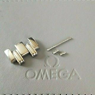 オメガ(OMEGA)のオメガ   ベルトコマ(金属ベルト)