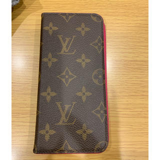 LOUIS VUITTON - 正規品 ルイヴィトン  iphoneケース