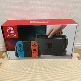 ニンテンドースイッチ(Nintendo Switch)のニンテンドースイッチ本体(家庭用ゲーム本体)