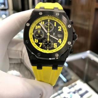 AUDEMARS PIGUET - 美品 オーデマピゲ 腕時計 機械自動巻き 防水 未使用