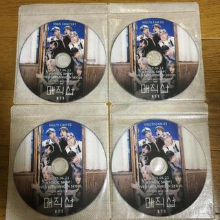 防弾少年団(BTS) - BTS 5TH MUSTER MAGIC SHOP DVD