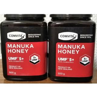 マヌカハニー コンビタ UMF5+ 500グラム 2個セット