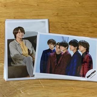 高橋海人 King & Prince 2019 パンフ 撮影 公式 写真 フル(アイドルグッズ)