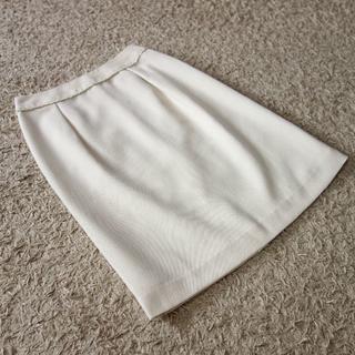 ロートレアモン(LAUTREAMONT)のLAUTREAMONT/タックスカート(ひざ丈スカート)