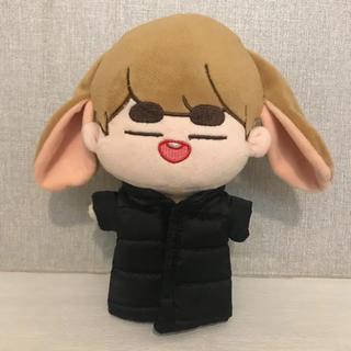 SHINee - k-pop ぬいぐるみ 20㎝ 服 ロングダウンコート