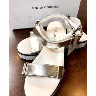 レピピアルマリオ(repipi armario)のレピピ アルマリオ M(サンダル)