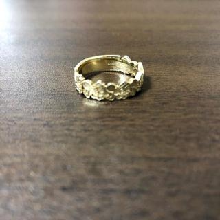シュプリーム(Supreme)のkeith haring リング 13号(リング(指輪))
