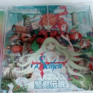 スクウェアエニックス(SQUARE ENIX)の聖剣伝説-ファイナルファンタジー外伝- オリジナルサウンドトラック(ゲーム音楽)