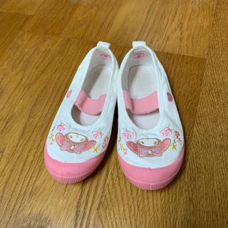 サンリオ - 女の子上履き 17センチ