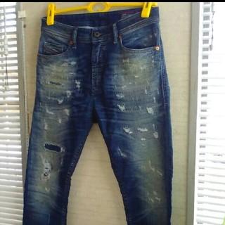 DIESEL - DIESEL jogg jeans SPENDER 28インチ 状態◎