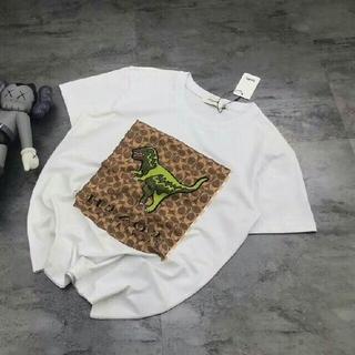コーチ(COACH)の正规品 男女兼用 COACH t-shirt ※恐竜※ #M(Tシャツ/カットソー(半袖/袖なし))