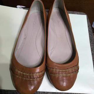 クラークス(Clarks)のclarks フラットシューズ(ローファー/革靴)