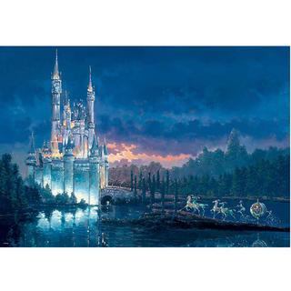 ディズニー(Disney)の1000ピース ジグソーパズル シンデレラ モーメント・アウェイ(その他)