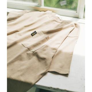ドアーズ(DOORS / URBAN RESEARCH)のコーデュラナイロン ポケットTシャツ(Tシャツ/カットソー(半袖/袖なし))
