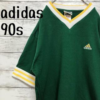 adidas - 【日本製】90s 古着 アディダス スポーツ Tシャツ Lサイズ