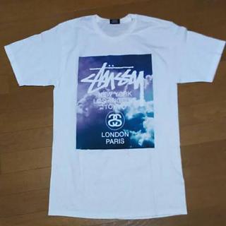ステューシー(STUSSY)のstussy clouds tee ステューシー cloud Tシャツ (Tシャツ/カットソー(半袖/袖なし))