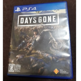 PlayStation4 - 【翌日発送✨】美品 デイズゴーン DAYS GONE PS4