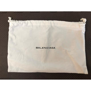 バレンシアガ(Balenciaga)のBALENCIAGA 巾着(ショップ袋)