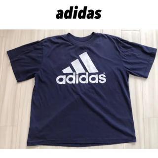 adidas - adidas ❤︎ リニアロゴ ゆったりTシャツ