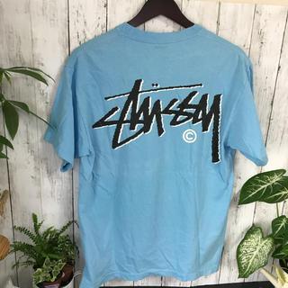 ステューシー(STUSSY)のステューシー プリントTシャツ ロコプリント(Tシャツ/カットソー(半袖/袖なし))