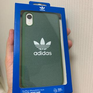 adidas - adidas アディダス ケース iPhone XR 未開封