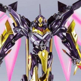 BANDAI - METAL ROBOT魂〈SIDE KMF〉 ランスロットアルビオンゼロ
