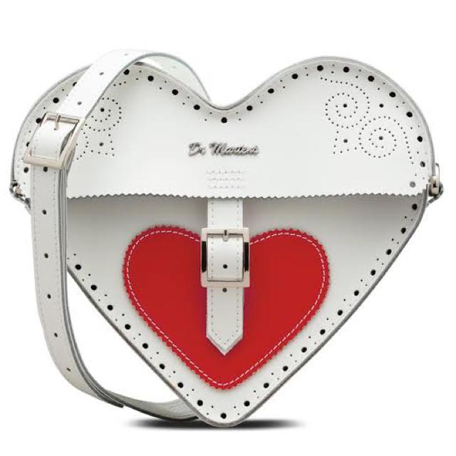Dr.Martens(ドクターマーチン)のDr.MartensドクターマーチンValentineサッチェルショルダーバッグ レディースのバッグ(ショルダーバッグ)の商品写真