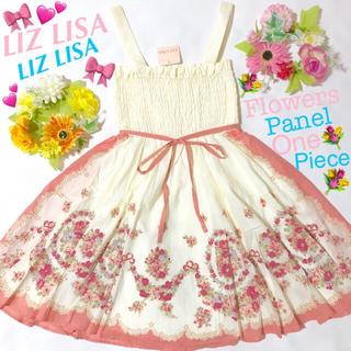リズリサ(LIZ LISA)の❤️まうむ様専用❤️(ミニワンピース)