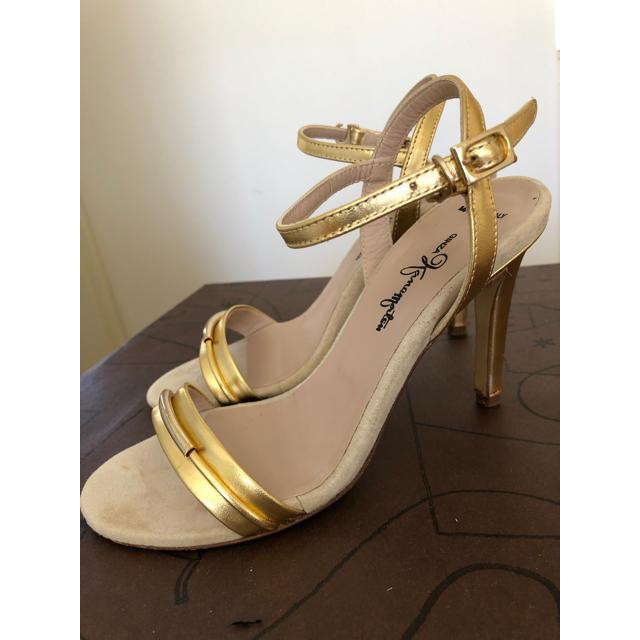 GINZA Kanematsu(ギンザカネマツ)の値下げしました   銀座カネマツ サンダル レディースの靴/シューズ(サンダル)の商品写真