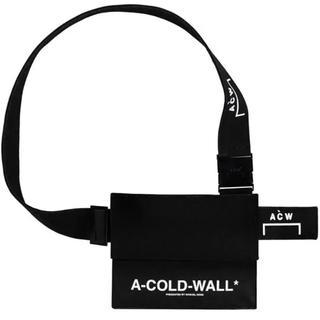 オフホワイト(OFF-WHITE)のa cold wall サコッシュ(ショルダーバッグ)