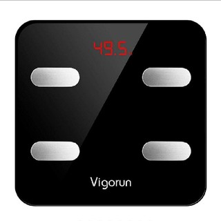 デジタル体重計体脂肪率/体水分率/カロリー/基礎代謝量/BMIなど測定スマホ対応